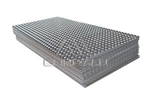 5754 5052 5251 5083 Checkered (Tread) Plate