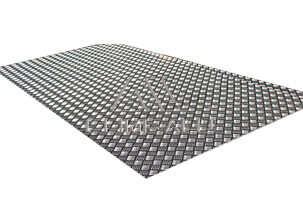 5086 5182 5005 Checkered (Tread) Plate