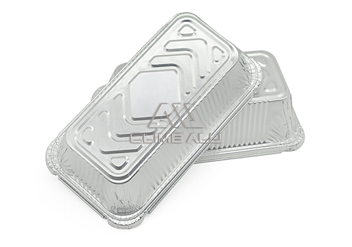 Rectangular Aluminum Foil Containers1