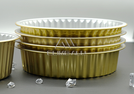 round aluminum plate