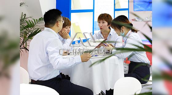 Henan Wanda Aluminum Participated in the China (Shanghai) International Aluminum Industry Exhibition 2021 6