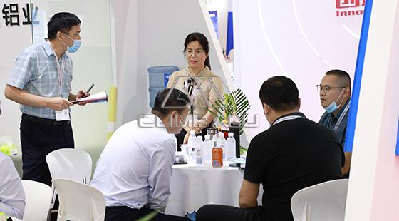Henan Wanda Aluminum Participated in the China (Shanghai) International Aluminum Industry Exhibition 2021 7