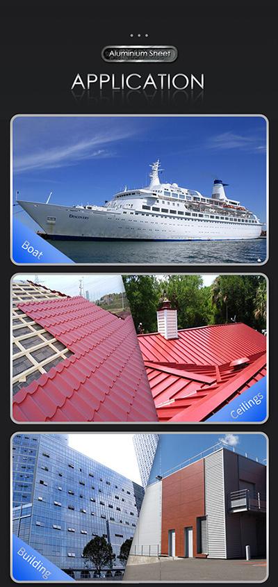 Wide Application of Aluminium Sheet/Plate
