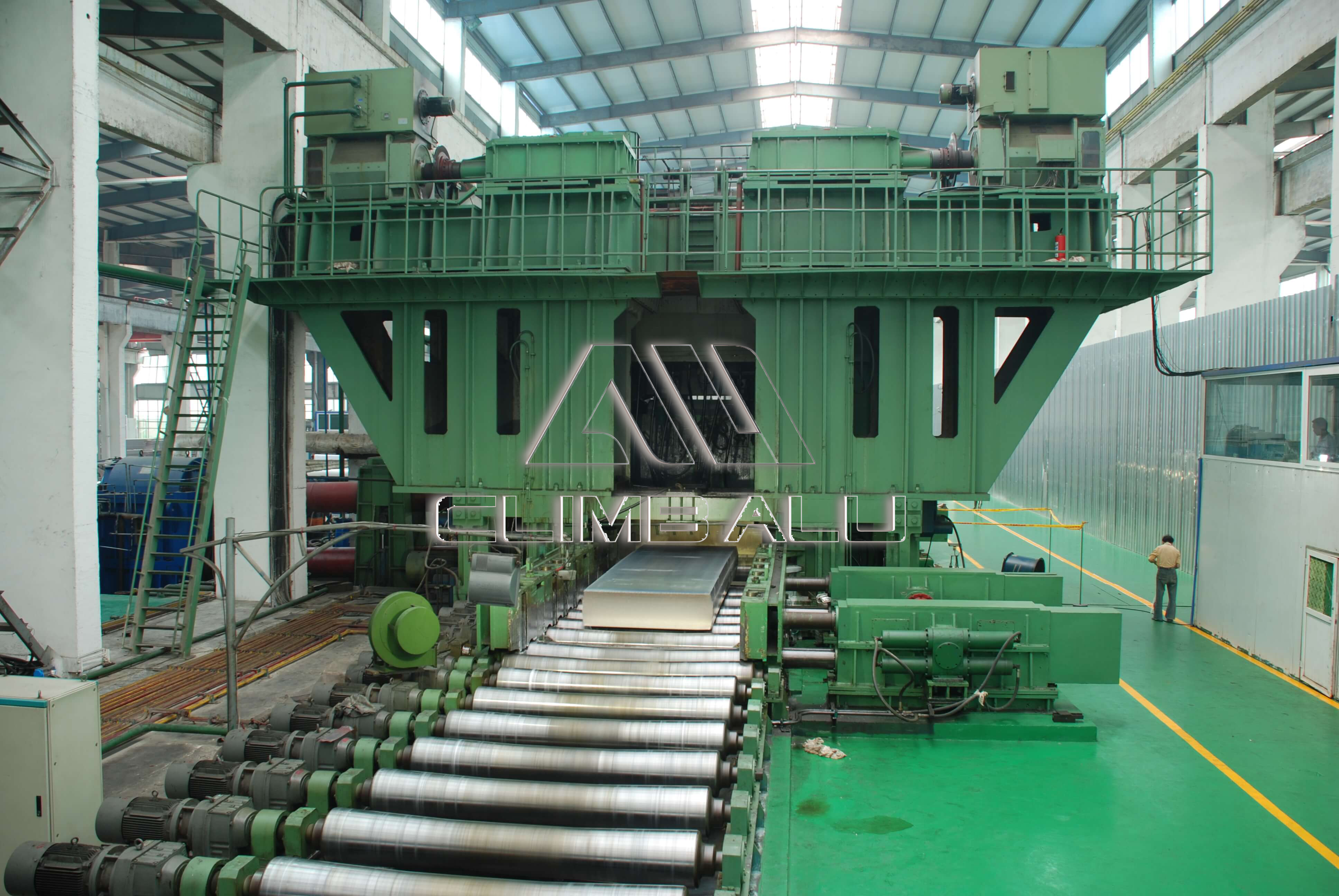 1+4 hot rolling production line
