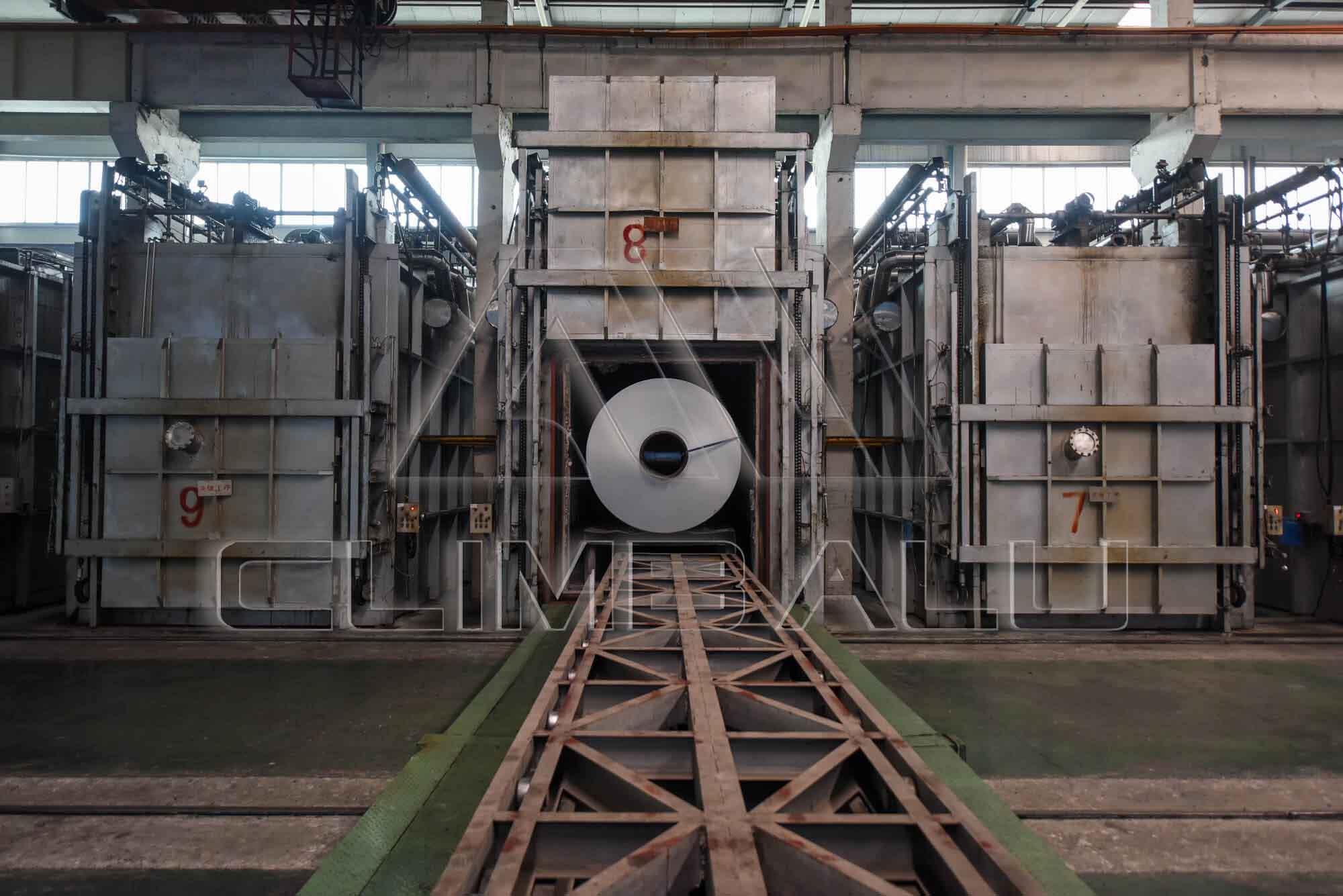 4. Nitrogen Gas Annealing Furnace