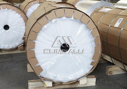 aluminium coil packing