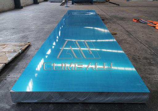 marine grade aluminum plate
