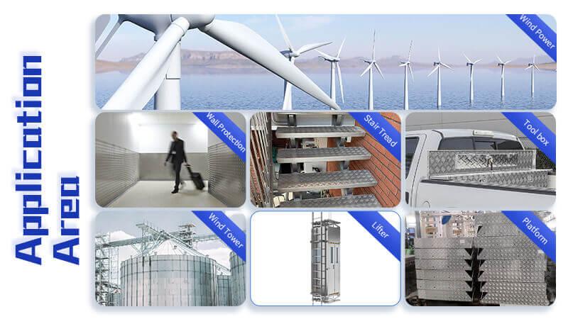 Aluminum for Wind Power Generation